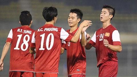 Bóng đá - U19 Việt Nam chuẩn bị so tài trên đất Bỉ