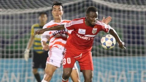Bóng đá - V-League: Đứng thứ nhì, B.BD vẫn… sợ