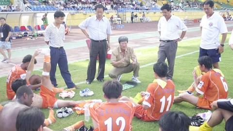 """Bóng đá - Hai ngày trước trận SHB.ĐN - B.BD: Ông Hải """"lơ"""" & bóng đá sông Hàn!"""