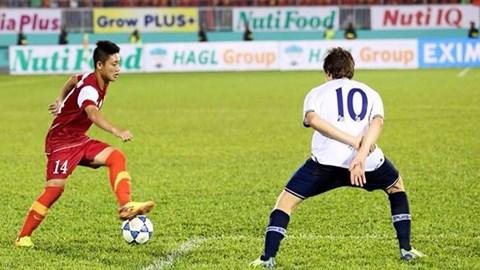 Bóng đá - U19 Việt Nam 4-2 Arsenal JMG - Montverde (Mỹ): Lâm Ti Phông lập cú đúp