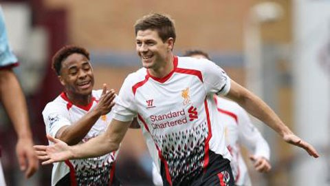 Bóng đá - West Ham 1-2 Liverpool: Gerrard lập cú đúp Penalty