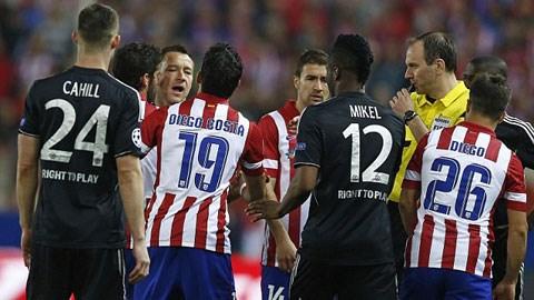 Điểm tin sáng 23/4: Chelsea trả giá đắt cho trận hòa Atletico