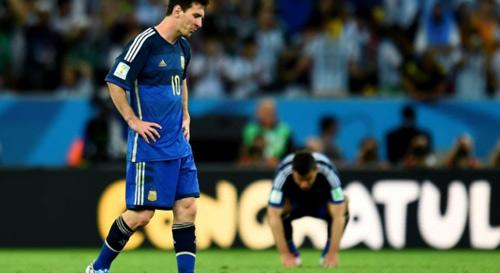 Bóng đá - Không thể trách Messi!