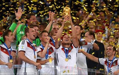Bóng đá - Chia tiền thưởng World Cup: Đức trúng đậm, Brazil thất thu