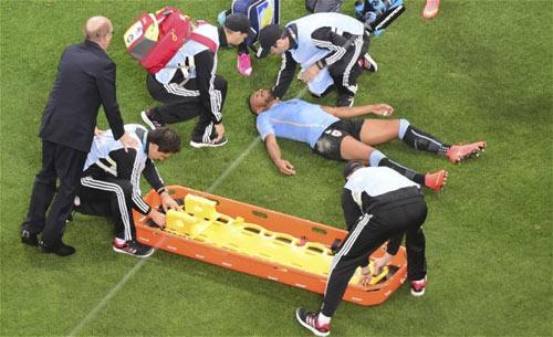 Tại sao World Cup 2014 ít ca chấn thương hơn trước?