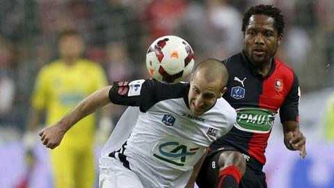 Bóng đá - Tổng quan nhóm chiến đấu trụ hạng Ligue 1: Tủi phận tân binh!