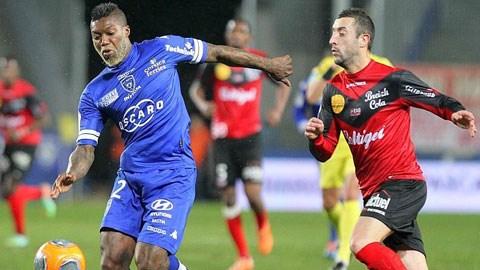 Bóng đá - Ligue 1: Phần thưởng cho người dũng cảm