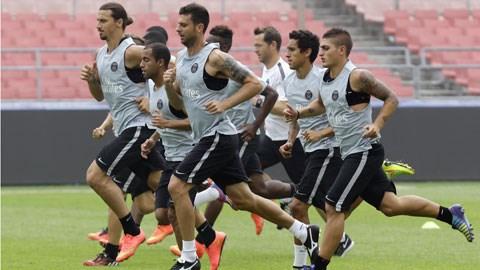 Bóng đá - Ligue 1: PSG chỉ sợ... chính mình!