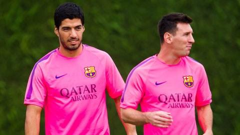 Bóng đá - Barca xác nhận Suarez giá 81 triệu euro, phí giải phóng là 200 triệu euro