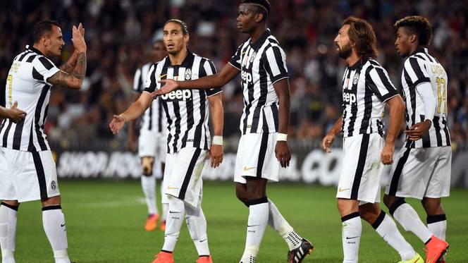 Juventus: Không Falcao, không thành vấn đề