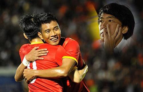 Bóng đá Việt Nam: Làm quen trường phái Nhật Bản