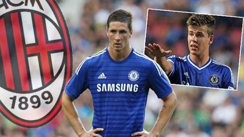 AC Milan: Torres đến nhưng Van Ginkel thì không