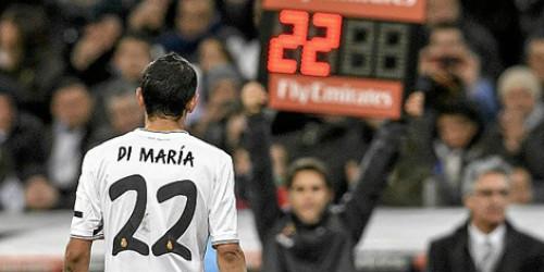 Di Maria và sai lầm của Real Madrid