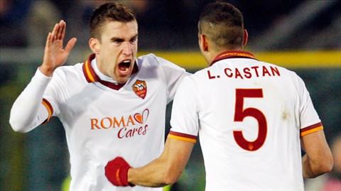 Roma lại sáng cửa vô địch sau 14 năm chờ đợi