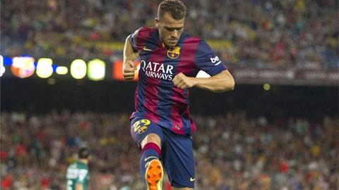 Sau Munir, Barca lại trình làng thêm chân sút triển vọng