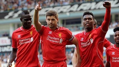 Tottenham 0-3 Liverpool: Sức mạnh The Kop