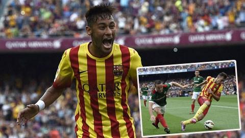 Bóng đá - Tại sao Neymar chưa thể bị Munir