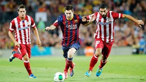 Cuộc đua vô địch La Liga: Atletico mới là đối thủ của Barca!