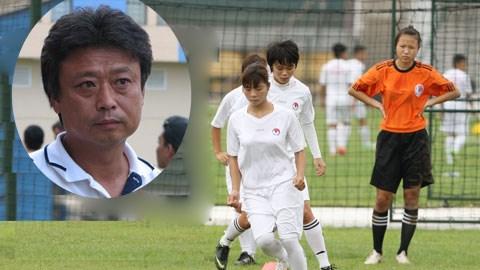 Bóng đá - Kế hoạch phát triển bóng đá Nữ: Mời HLV Giả Quảng Thác & chọn được 30 nữ cầu thủ