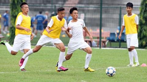 VFF đào tạo bóng đá trẻ chuyên sâu: Muốn có quả ngọt, phải tự vun trồng!