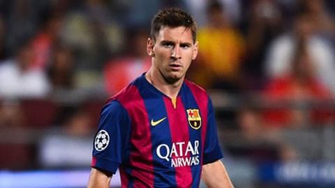 Messi: Cầu thủ duy nhất không thể đụng đến tại Barca