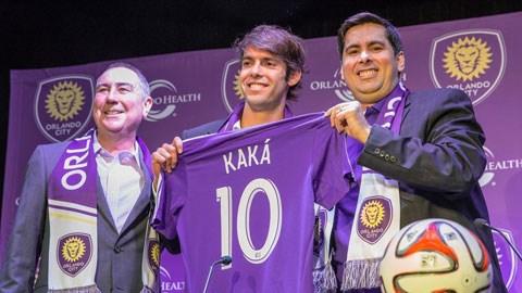 Kaka hưởng lương cao kỷ lục ở MLS