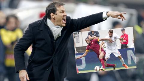 Roma khủng hoảng chấn thương: Chờ tài xoay xở của HLV Rudi Garcia