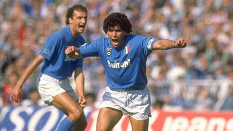 Napoli tái ngộ Maradona khi đổi chủ?