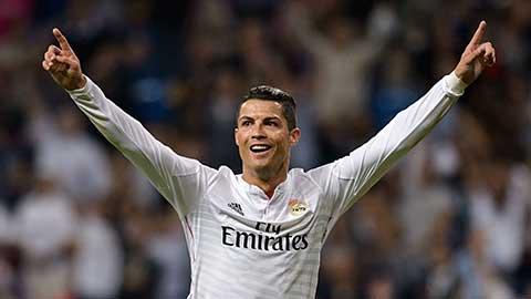 """Cơ thể Ronaldo bị quảng cáo """"xâu xé"""" nhiều nhất"""