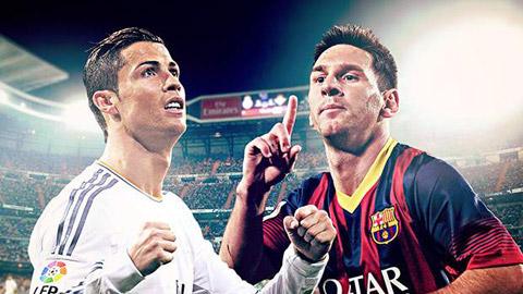 """Real và Barca chạy đà """"Siêu kinh điển"""" ra sao?"""