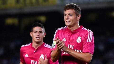 Bóng đá - Kroos đã xóa nhòa ký ức về Alonso ở Madrid