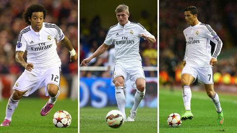 3 nhân tố chính làm nên thành công của Real Madrid