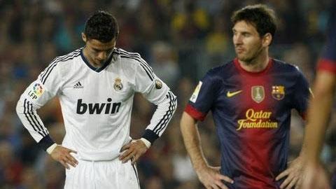 Capello hạ thấp Ronaldo so với Messi