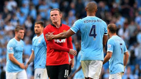 Man City vs M.U: Derby cùng cảnh ngộ