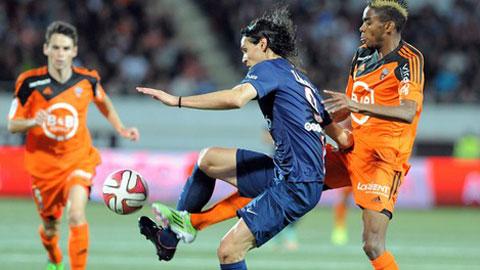 Bóng đá - Vòng 12 Ligue 1: PSG phả hơi nóng vào gáy Marseille