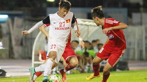 Bóng đá - 18h00 ngày 3/11, ĐT Việt Nam vs QNK Quảng Nam: Thêm một phép thử!