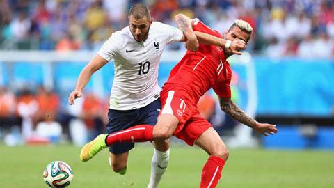 Bóng đá - CĐV Pháp khắt khe với Benzema!