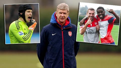 Bóng đá - Arsenal nhắm Petr Cech, quyết giữ Podolski