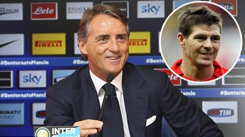 Bóng đá - Inter vẫy gọi Gerrard