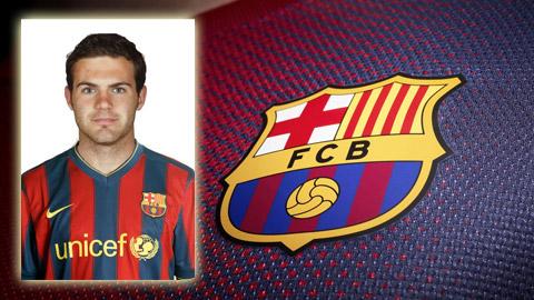 Bóng đá - Barca cân nhắc chiêu mộ Mata