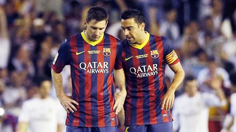 Bóng đá - Đi về đâu hỡi Messi?