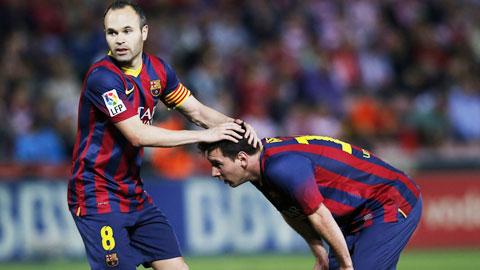 """Bóng đá - Khi Messi không vui: Động lực, """"cái Tôi"""" hay sức ép?"""