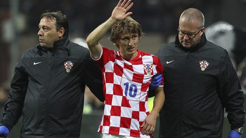 Bóng đá - Real nhận 1,2 triệu euro từ chấn thương của Modric