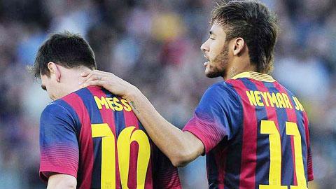 Bóng đá - Từ phát biểu sốc của Messi: Trong nỗi ám ảnh Neymar