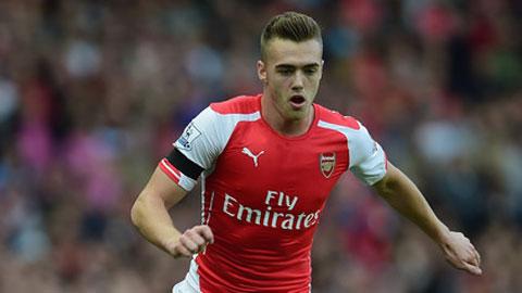 Tân binh Arsenal vượt mặt dàn sao M.U về độ hot trên Twitter