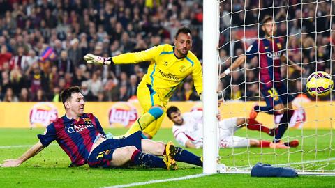 Lionel Messi đi vào lịch sử La Liga: Bước chân vĩ đại!