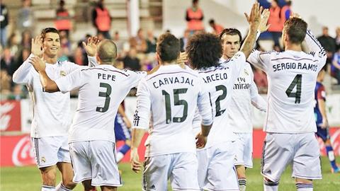 Real Madrid: Không gì cản nổi Kền Kền!