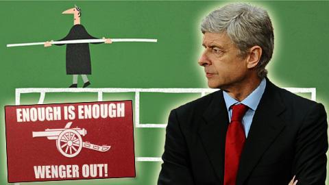 Wenger đang là nạn nhân của những sự kỳ vọng?