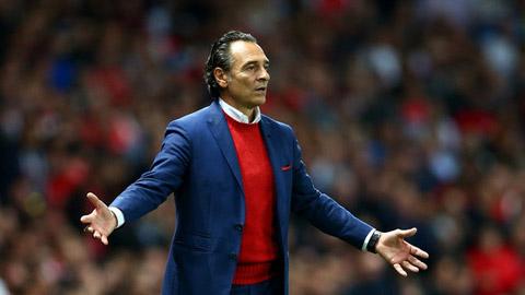 Galatasaray sa thải HLV Cesare Prandelli