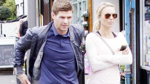 Gerrard bị cảnh sát…  tống tiền